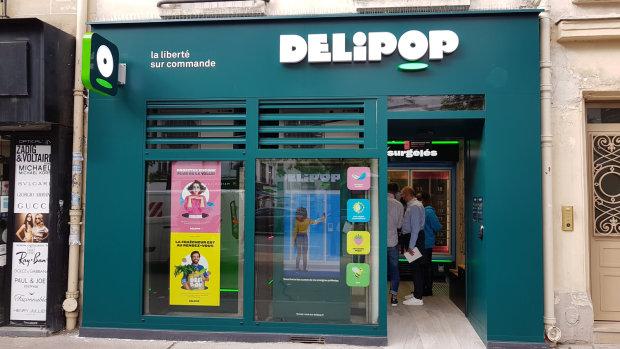 [En images] Le réseau Delipop démarre en France avec l'enseigne Carrefour