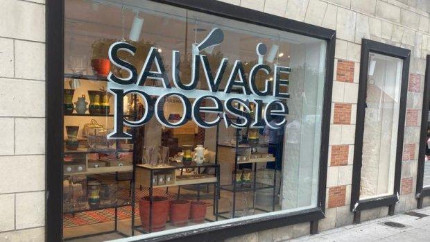 [Exclu] Découvrez Sauvage Poésie, le nouveau concept store de Burton of London