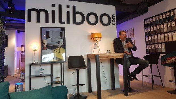 Miliboo : « Nous ciblons des emplacements premium pour nos boutiques »