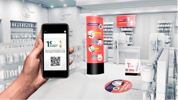 Les pharmacies Le Gall Santé Services testent le coupon numérique universel