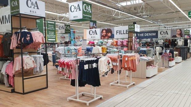 Cora veut doper ses ventes de textile avec C&A