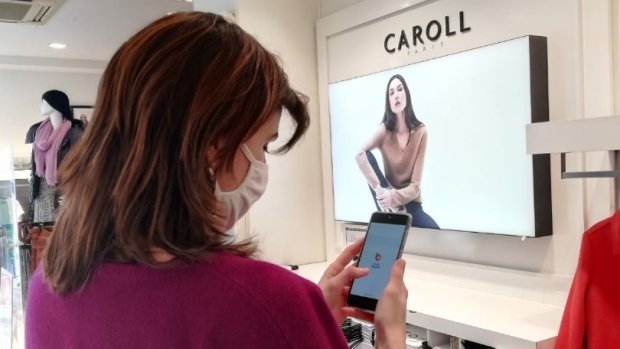 "Sandrine Lilienfeld (Caroll) : ""Une entreprise sera forte demain si elle renforce ses profils tech"""