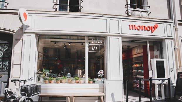 Avec Monoprix Hop, le distributeur entre dans l'arène du quick commerce