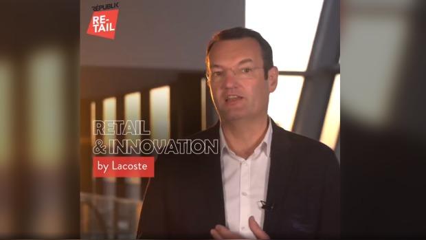 [Video Retail & Innovation] Lacoste croit au live shopping