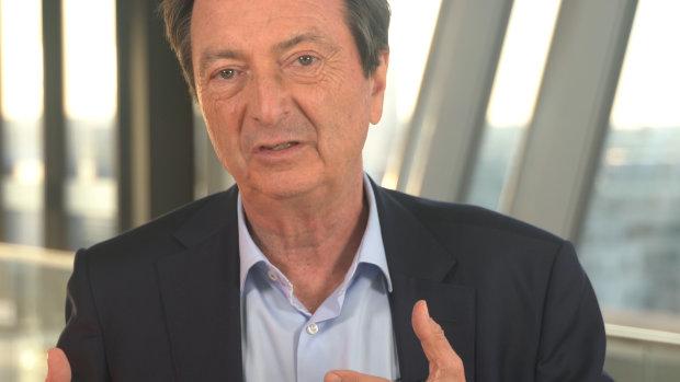 Michel-Edouard Leclerc, président E.Leclerc. - © Républik Retail