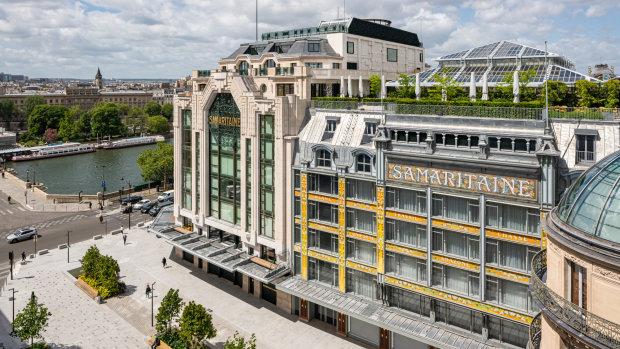 La Samaritaine sera un lieu mixte mélangeant grand magasin, hôtel, bureaux et logements. - © WeAreContents