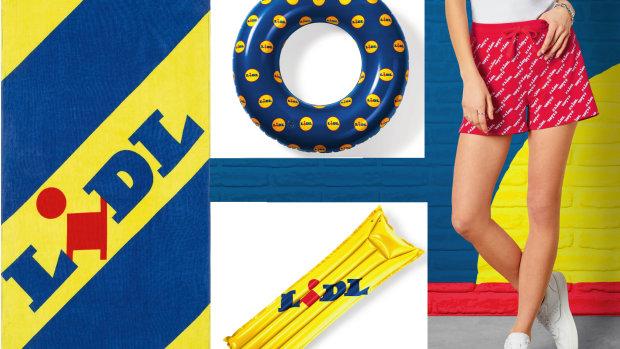 A partir du 5 juillet, Lidl proposera sa nouvelle collection capsule estivale. - © LIDL