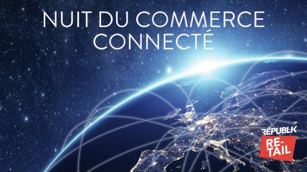 Le 29 Mars se tiendra la 7<sup>e</sup> cérémonie des trophées de la Nuit du Commerce Connecté. - © Républik Retail