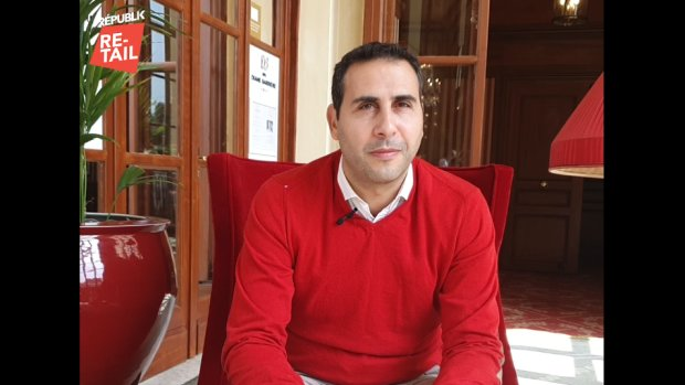 Bayrem Foudhaili, Head of OmniChannel & Digital, Printemps.com. - © Républik Retail