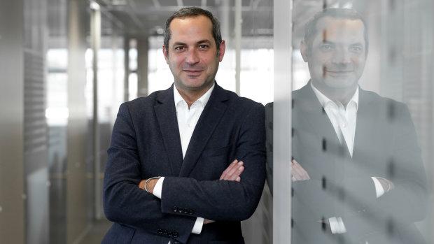 Julien Peyrafitte est le nouveau directeur commercial France de Fnac Darty. - © Fnac Darty