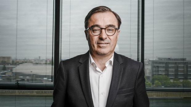 Benoît Jaubert est membre du comex en qualité de directeur commercial Fnac Darty. - © Denis ALLARD/REA Denis ALLARD/REA