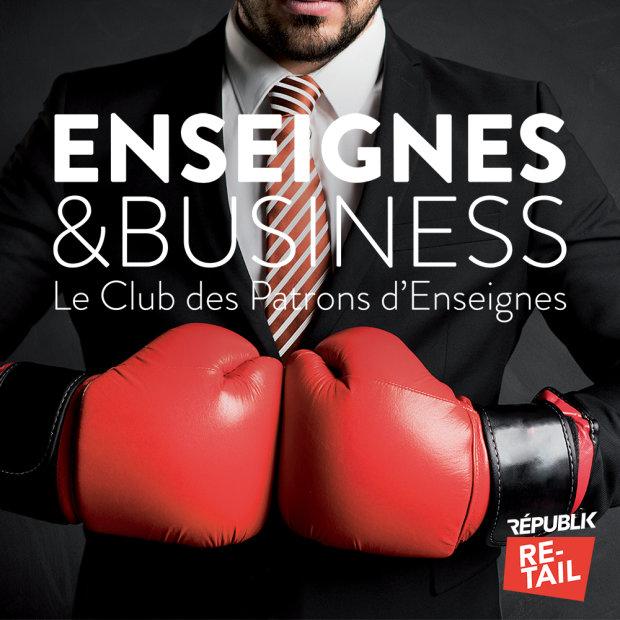 Club Enseignes & Business: le club des patrons d'enseignes