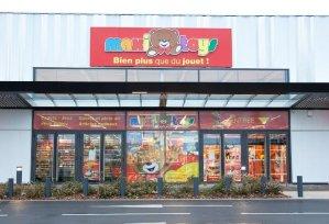 95 magasin Maxi Toys sont rachetés par King Jouet - © Maxi Toys