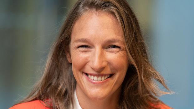 Morgane Weill, directrice exécutive stratégie et Clients de Carrefour. - © Nicolas Gouhier