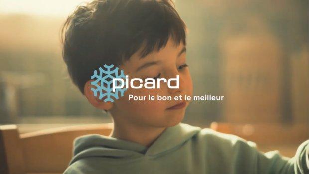 La nouvelle signature de Picard devient «pour le bon et le meilleur». - © Picard