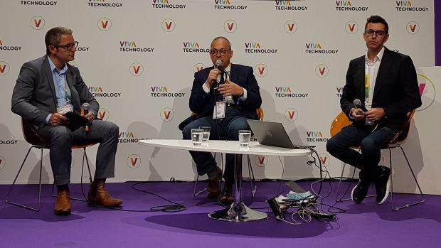 LVMH a annoncé lors d'une conférence de presse à Vivatech son partenariat avec Google. - © CC / républik retail