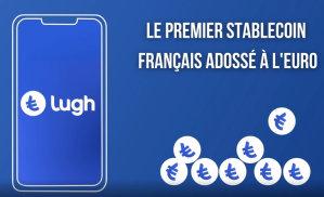 Le Lugh est une nouvelle monnaie virtuelle française, lancé lundi 22 mars. - © D.R.