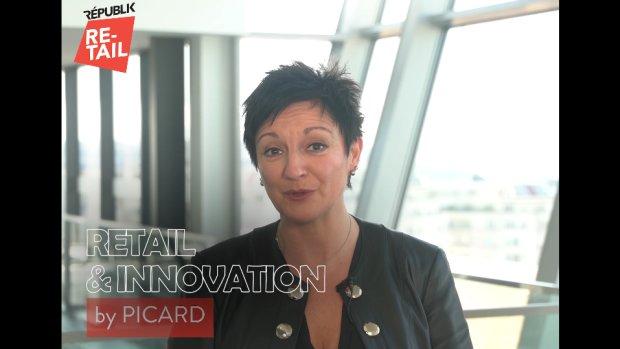 Cathy Collart-Geiger, p-dg de Picard, revient sur l'enjeu de l'innovation. - © Républik Retail