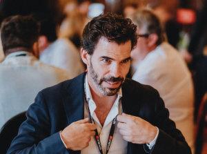 Thomas Camille, CEO de Pataugas.