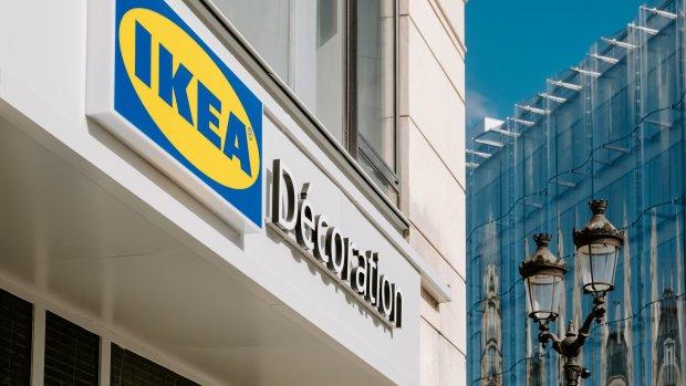 Ikea Décoration est implanté à deux pas de la Samaritaine qui ouvre également ce 23 juin. - © Ikea