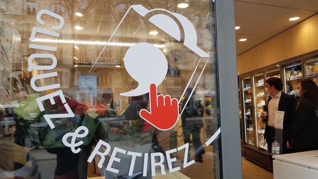 Le concept Cliquez et Retirez propose le retrait des commandes de Monoprix Plus. - © CC / Républik Retail