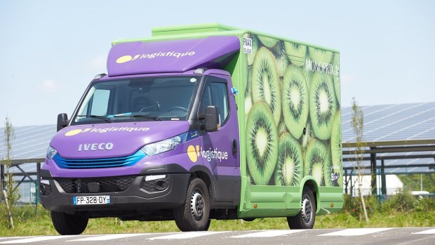 Pour 99,90 euros, les livraisons deviennent gratuites pour les clients de Monoprix Plus. - © Monoprix