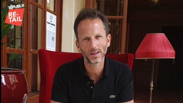 Laurent Milchior, co-gérant du groupe Etam, revient en vidéo sur sa participation à Retail Days. - © Républik Retail
