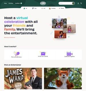 Camp a dupliqué sur le digital son offre d'anniversaire pour garder le lien avec ses clients malgré la fermeture des magasins. - © Camp