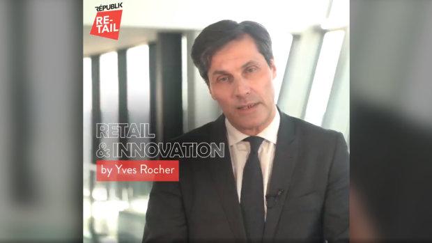 Alexandre Rubin, CEO d'Yves Rocher France et Bénélux - © Républik Retail