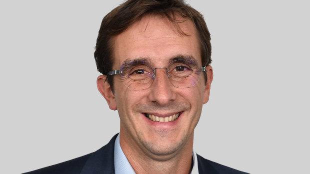 Sébastien Chapalain, président Class'croute, veut investir le secteur de la restauration collective. - © Class'Croute