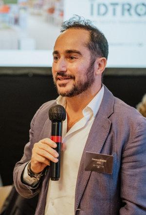 Emmanuel Benabou, directeur général de la transformation et des nouveaux business chez ID Kids. - © Républik Retail / Manuel Abella