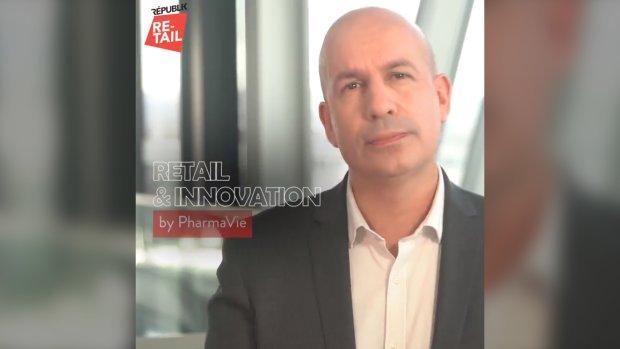 Pierre-Alexandre Mouret, directeur des opérations et de la stratégie de PharmaVie. - © Républik Retail