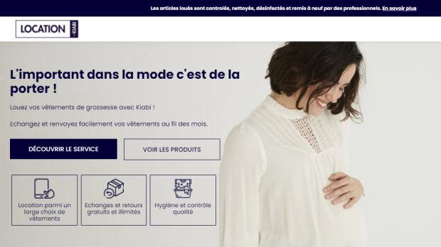 À tout moment, les clientes peuvent échanger leurs vêtements. - © D.R.