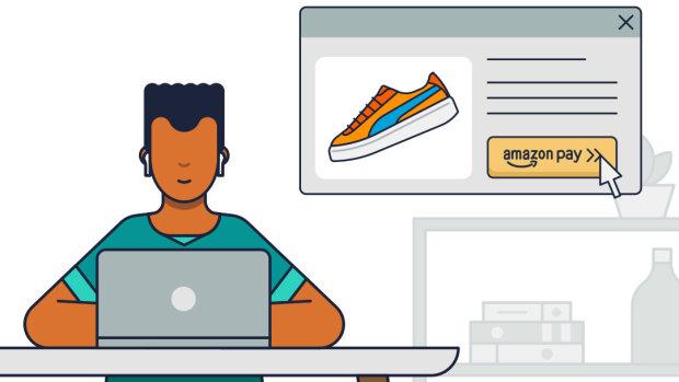 Assurez la sécurité de vos informations personnelles avec Amazon Pay, un service de paiement fiable. - © Amazon