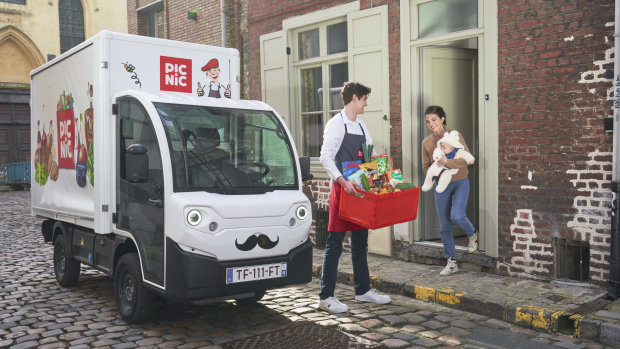 PicNic a commencé son activité en France à Valenciennes. - © Leonie van Someren