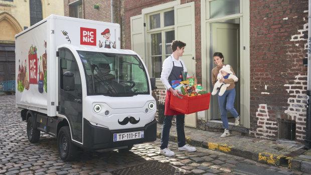 PicNic a testé son modèle sur la ville de Valenciennes (59) et va désormais s'étendre sur Lille. - © Leonie van Someren