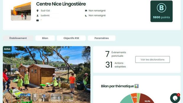 Le directeur du centre de Nice fait parti des 88 centres connectés à la plate-forme Lakaa. - © D.R.