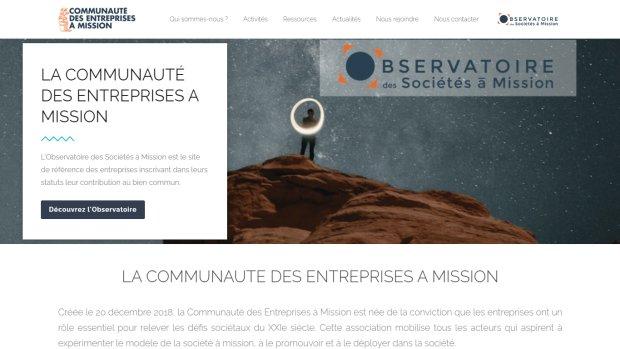 Plus de 200 entreprises en France sont devenus entreprise à mission. - © D.R.