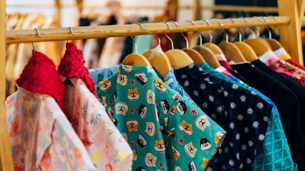1/4 du CA a été perdu en 2020 par les enseignes de l'habillement selon l'Alliance du commerce. - © Markus Winkler / Unsplash
