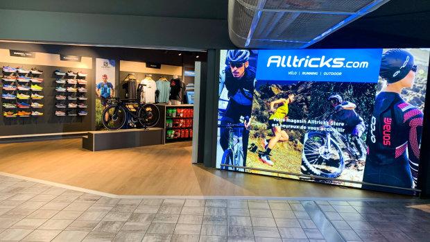 Alltricks a bénéficié de l'engouement des Français pour le vélo qui s'est développé. - © Alltricks