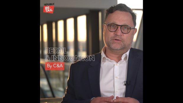 Damien Defforey, directeur général, C&A. - © Républik Retail