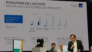 Les ventes e-commerce par catégorie de produits. - © D.R.