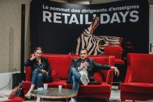 Retail Days Printemps 2021 © Rendez-vous les 6 et 7 octobre pour la prochaine édition.