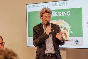 Jérôme Tafani (Burger King) © Républik Retail / Manuel Abella