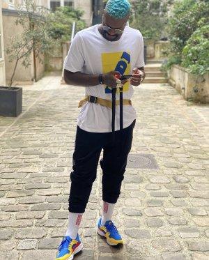 Photo postée par Djibil Cissé sur son compte Instagram