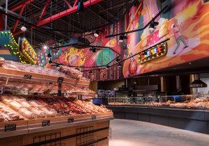 Fozzy Group, maison-mère, a des activités de boulangerie pour servir les magasins. © Silpo