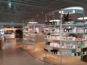 Espace beauté bio © CC / Républik Retail