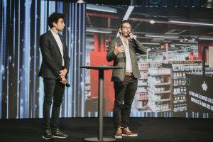 Ismael Ould (Wynd) et Allon Zeitoun (Naturalia). © Républik Retail
