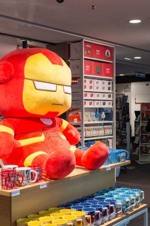 Boutique Miniso à Fnac Beaugrenelle - © Karen Assayag / Hans Lucas