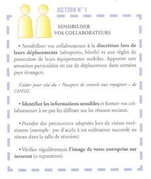 La prévention passe par la sensibilisation des équipes - © Gendarmerie Nationale